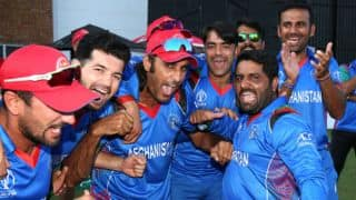 Afghanistan lift maiden ICC World Cup Qualifiers title