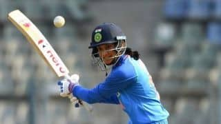 Smriti Mandhana to lead India in T20Is against England