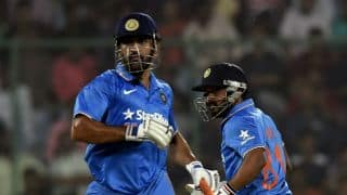 Sourav Ganguly: MS Dhoni would have been under pressure to retain captaincy had India lost to New Zealand