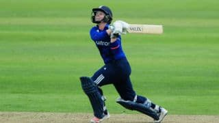 Tammy Beaumont's unbeaten 168 takes England Women to 366 for 4 against Pakistan Women