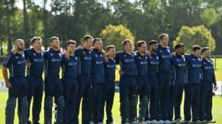 अगले साल न्यूजीलैंड के लिए एक वनडे  मैच की मेजबानी करेगा स्कॉटलैंड