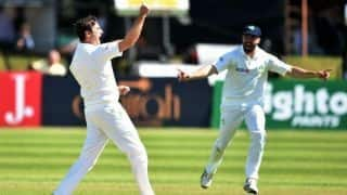 Pakistan lose 3 wickets before lunch in 160-run chase against Ireland