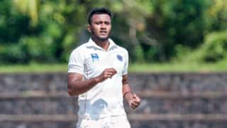 SLC decided to suspend Shehan Madushanka from all forms of cricket with immediate effect.