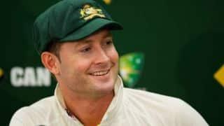 Michael Clarke says drubbing in India inspired Australia's revival