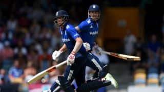 Alex Hales, Joe Root strike hundreds, Alzarri Joseph-led West Indies restrict England to 328 in 3rd ODI
