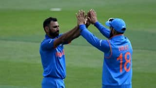 Virat Kohli's rotation policy helps me prepare better for different formats: Mohammed Shami