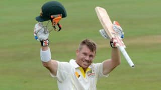 David Warner slams 'lazy' South Africa