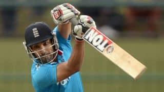 India vs England, 6th ODI in Perth: Ravi Bopara's wicket puts India on top