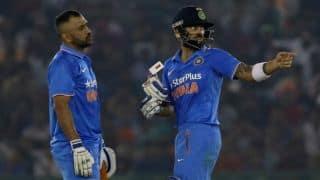 Aakash Chopra: MS Dhoni can surely play under Virat Kohli in ODIs