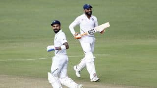 India vs South Africa: With Virat Kohli double century, India declare at 601/5