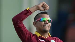 Sunil Narine's 6-27 bundles South Africa for 188 against West Indies in 1st ODI at Guyana