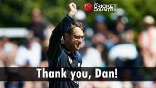 Daniel Vettori makes official announcement of retirement