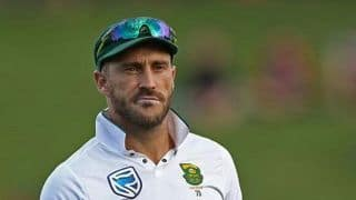 Faf du Plessis expects youngsters to learn from tough India Test