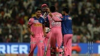 IN PICS: IPL 2019, KKR vs RR, Match 43