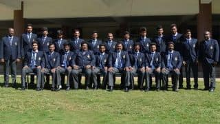Vijay Zol, Bharat Arun optimistic of retaining ICC Under-19 World Cup