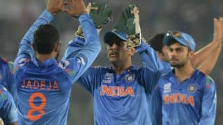 Dhoni's graciousness stands out in India's defeat