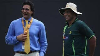 Wasim Akram believes Waqar Younis's appointment would benefit Pakistan