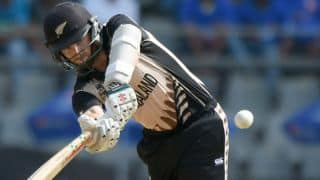 Kane Williamson's 42 propels New Zealand to 145-8 against Bangladesh in T20 World Cup 2016