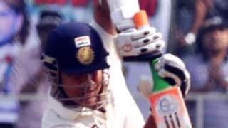 Tendulkar: Chappell offered captaincy in Anjali's presence