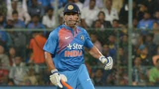 MS Dhoni's Jharkhand lose to Hyderabad by 21 runs in Vijay Hazare Trophy