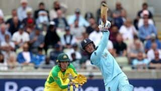 Match highlights ICC Cricket World Cup 2019, Australia vs England, 2nd semi-final: England thrash Australia by 8 wickets, set up summit clash with New Zealand at Lord's