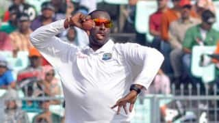 Shillingford suspended for illegal bowling action