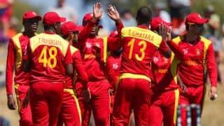 Live Cricket Scorecard: Pakistan vs Zimbabwe 2015, 3rd ODI at Harare