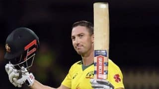 Justin Langer 'confused' by criticism surrounding Shaun Marsh
