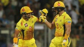 IPL 2018 final, CSK vs SRH: Statistical highlights