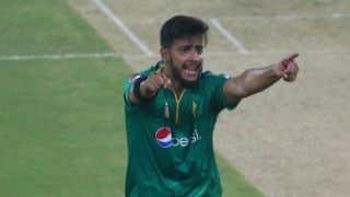 Pakistan vs West Indies: Imad Wasim's 5 for destroys West Indies