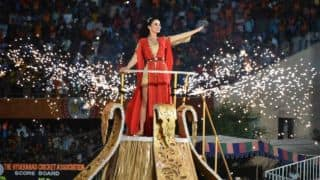 IPL 2017 opening ceremony gets tournament off to an entertaining start