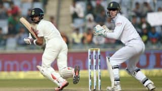 Virat Kohli scores 12th fifty in India vs South Africa, 4th Test Day 3 at Delhi