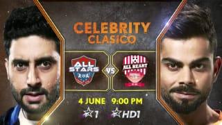 Video: Virat Kohli gets ready for Celebrity Clasico