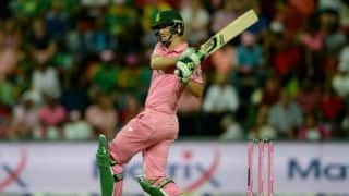South africa won the match against England at johannesburg