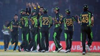 ICC World T20 2014: Pakistan look to regain lost ground against Australia