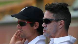 Kevin Pietersen full of praise for Alastair Cook after latter's century against New Zealand at Lord's