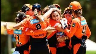 Dream11 Team Perth Scorchers vs Melbourne Renegades Women's Big Bash League 2019 – Cricket Prediction Tips For Today's T20 Match 8 PS-W vs MR-W at Junction Oval, Melbourne