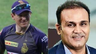 IPL 2021, KKR vs CSK: I don't think Eoin Morgan is not a good captain in T20, says Virender Sehwag