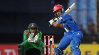 Afghanistan set to play first bilateral series in Bangladesh
