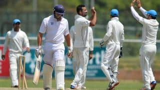 Live cricket scores, AFG vs HK, ICC Intercontinental Cup, Day 1: Rashid keeps AFG on top