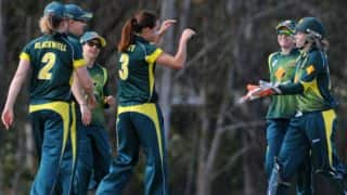 Australia women seal series win against Pakistan women