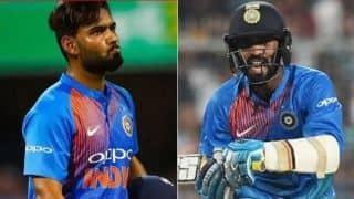 VIDEO: World Cup Squad announced, Rishabh Pant, Ambati Rayudu out; Dinesh Karthik, Vijay Shankar in