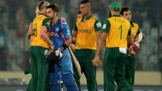 Virat Kohli was too good for us, says South Africa skipper Faf du Plessis after loss to India