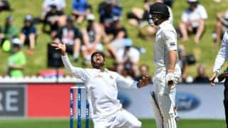 Live Cricket Score, BAN vs NZ, 2nd Test at Christchurch:Sabbir Rahman departs