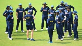 Five Sri Lankan players refused to sign contracts ahead of series against India