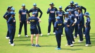 भारत के खिलाफ सीरीज से पहले पांच श्रीलंकाई खिलाड़ियों ने सालाना कॉन्ट्रेक्ट पर साइन करने से इनकार किया