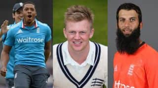 England announce squad for 1st Test against Sri Lanka; Sam Robson, Moeen Ali, Chris Jordan included