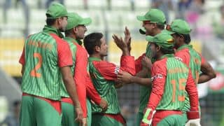 Bangladesh vs Pakistan 2015, 3rd ODI at Dhaka: Two quick wickets put Bangaldesh back on track