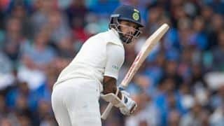 India vs West Indies, 2018: Shikhar Dhawan dropped; Maiden Test call-ups for Mayank Agarwal, Mohammed Siraj