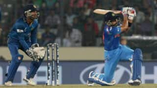 India vs Sri Lanka 2014: Teams resume World Cup 2015 preparations with five-match series